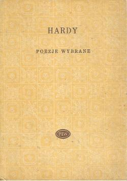 Hardy poezje wybrane