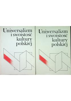 Uniwersalizm i swoistość kultury polskiej