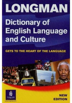 Lomgman Dictionary of English language and culture