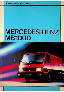 Mercedes Benz MB 100 D