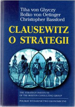 Clausewitz o strategii