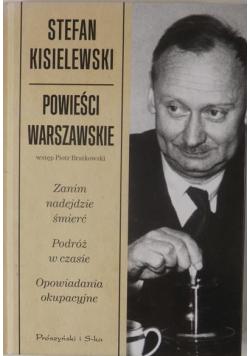 Powieści warszawskie