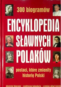 Encyklopedia sławnych Polaków
