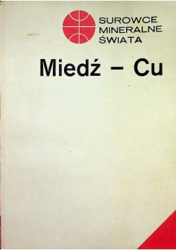 Miedź Cu