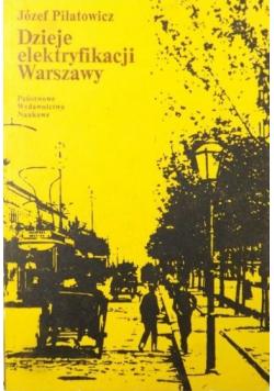 Dzieje elektryfikacji Warszawy