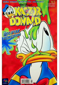 Kaczor Donald nr 5