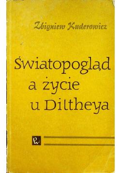 Światopogląda życie u Diltheya
