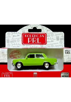 Model Fiat 125p duży Fiat Daffi 1:43 Kolekcja PRL