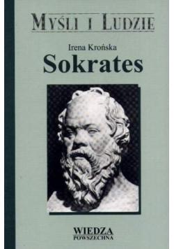 Myśli i ludzie Sokrates