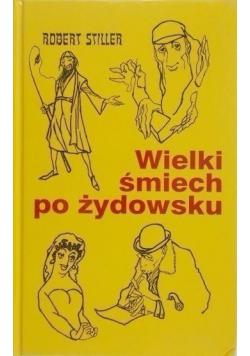 Wielki śmiech po żydowsku