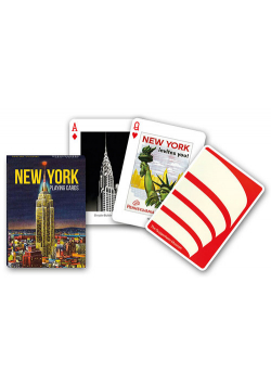 Karty do gry New York