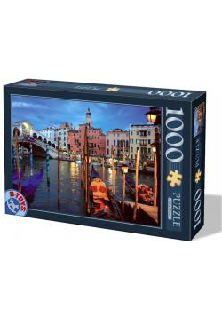 Puzzle 1000 Włochy, Wenecja