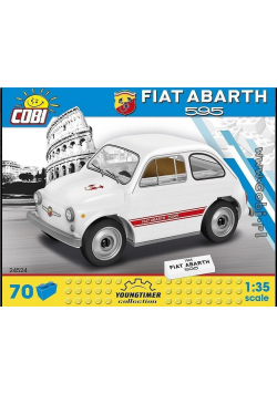Youngtimer 1965 Fiat Abarth 595