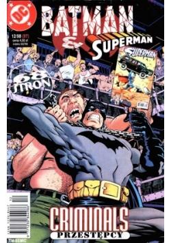 Batman.Przestępcy