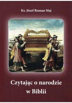 Czytając o narodzie w Biblii