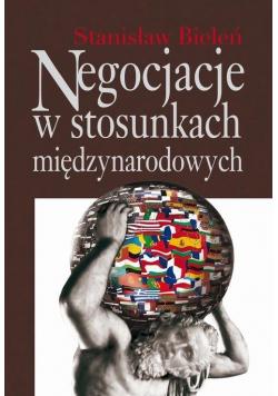 Negocjacje w stosunkach międzynarodowych