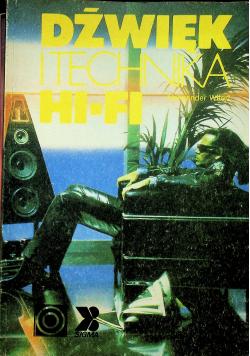 Dźwięk i technika Hi Fi