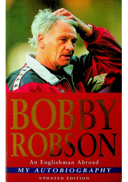 Robby Robson my autobiography