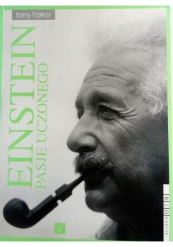 Einstein pasje uczonego