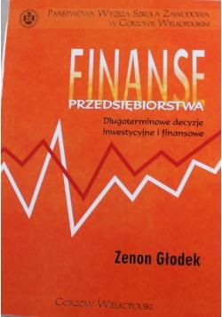 Finanse przedsiębiorstwa