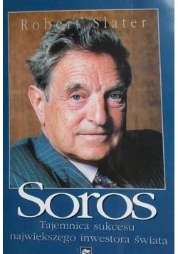 Soros Tajemnica sukcesu największego inwestora świata