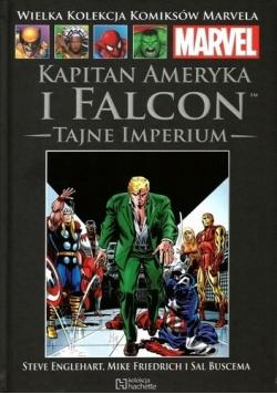 Kapitan Ameryka i Falcon Tajne Imperium