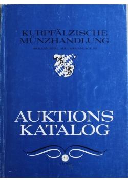 Auktions katalog 34