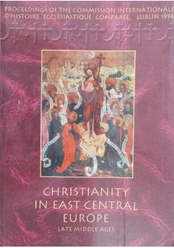 Christianity in East Central Europe