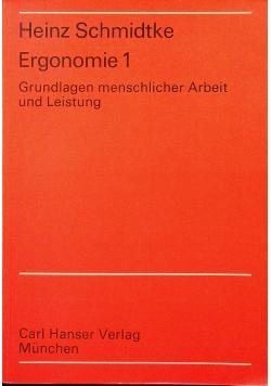 Ergonomie 1