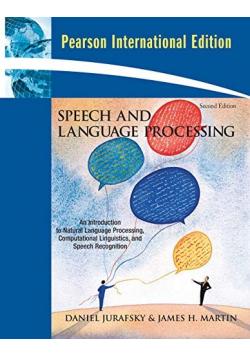 Speech and language procesing