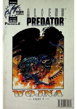 Aliens Predator część 1 Nr 4