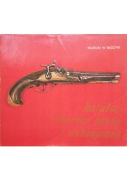 Katalog zbiorów broni i uzbrojenia