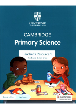 Primary Science Teacher's Resource 1 with Digital access