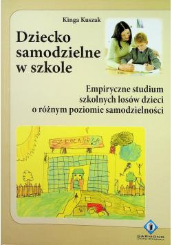 Dziecko samodzielne w szkole