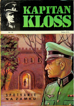 Kapitan Kloss Nr 16