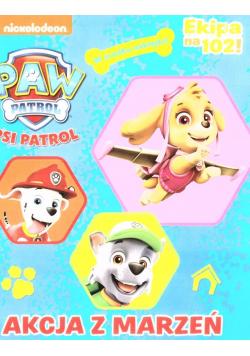 Psi patrol. Akcja z marzeń