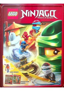 LEGO Ninjago  Zestaw książek z klockami