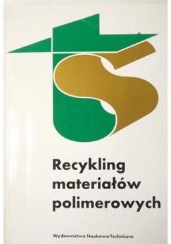 Recykling materiałów polimerowych