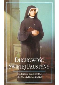 Duchowość świętej Faustyny