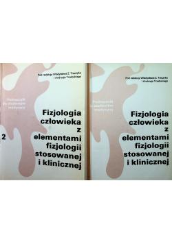 Fizjologia człowieka tom I i II