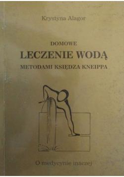 Domowe leczenie wodą metodami księdza Kneippa