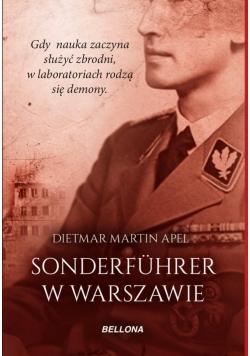 Sonderfuhrer w Warszawie
