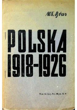 Polska 1918 1926 nr 40 1946 r