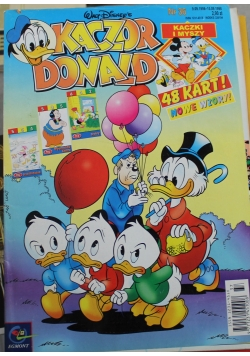 Kaczor Donald nr 36