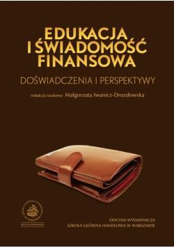 Edykacja i świadoość finansowa