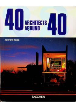40 architects around 40
