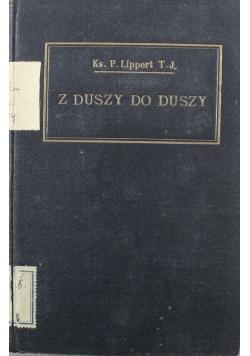 Z duszy do duszy 1928 r.