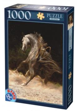 Puzzle 1000 Dziki koń