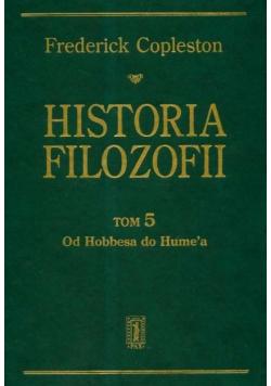 Historia filozofii Tom 5