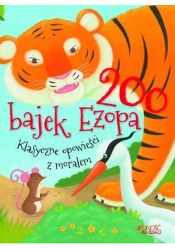 200 bajek Ezopa Klasyczne opowieści z morałem
